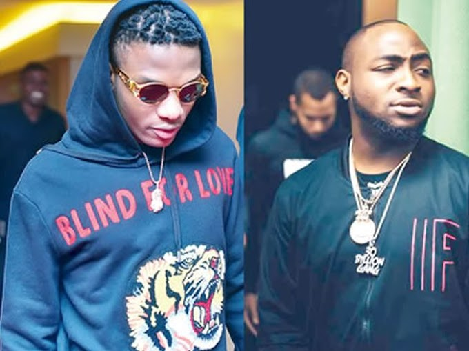 """See Why Davido's """"Fall"""" Is Greater Than Wizkid's Entire Career – Do You Agree?"""