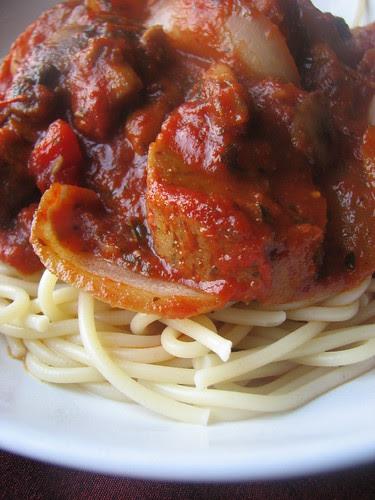 Spicy Italian Sauzage II