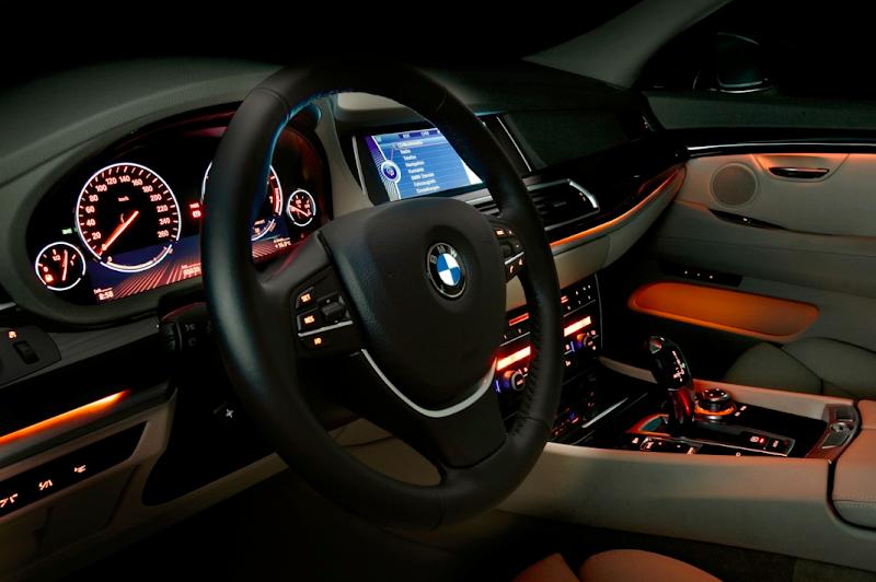 Best Car Interior At Night