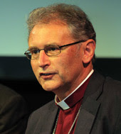 Christopher Cocksworth, Bishop of Coventry