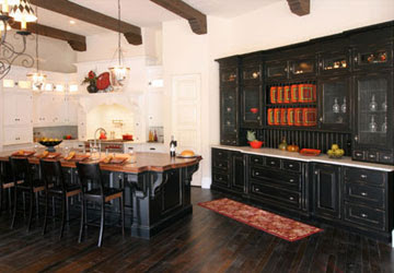 Spanish Colonial Style Kitchen Design