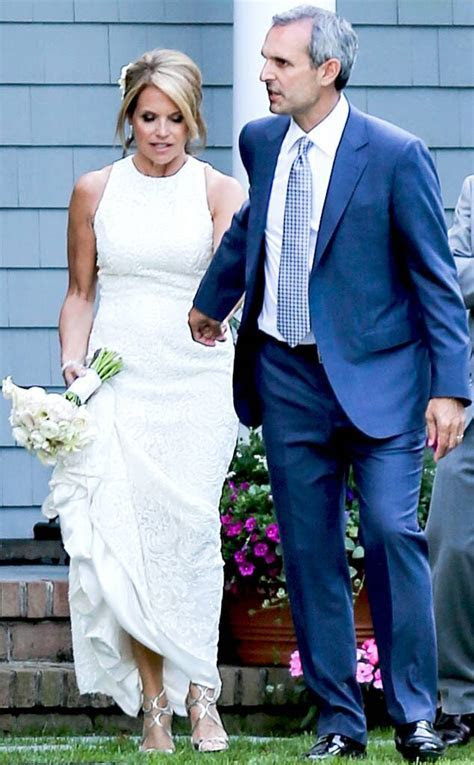 Katie Couric Marries John Molner in the Hamptons?What We