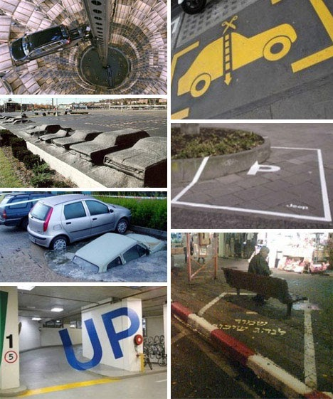 These Innovative Parking Garages Are Anything But: THE BEST COMMENTS أفضل تعليق: 15 Creative, Innovative
