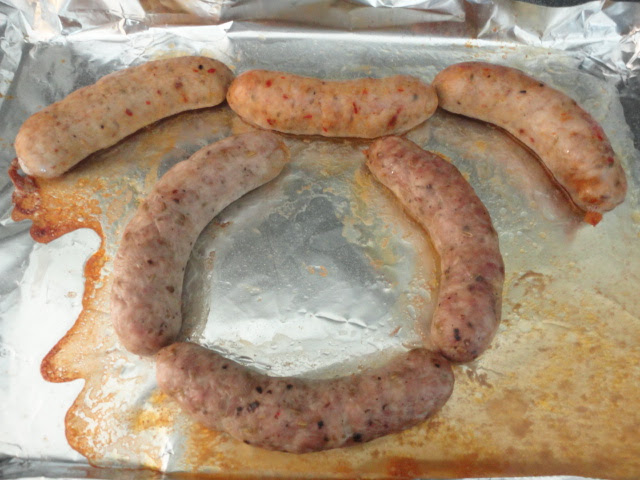 Oven Baking Sausage: Quick, Easy and Minimal Mess   We are ...
