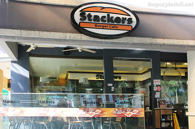 Stackers Burger Cafe Eastwood