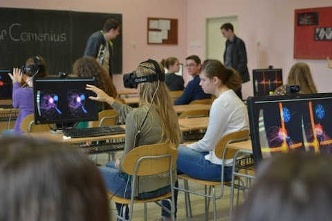 The future of virtual reality in education