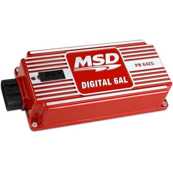 Msd 6al Wiring Diagram Mustang