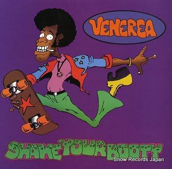 VENEREA shake your booty