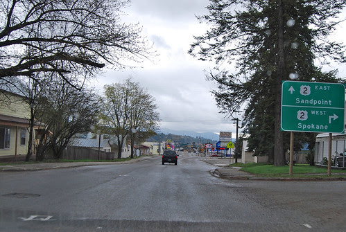 SR 20 @ US 2