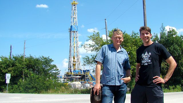 Image for A Decade of Fracking