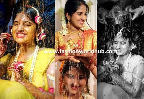 Meghana Lokesh Pellikuthuru & Halid ceremony photos