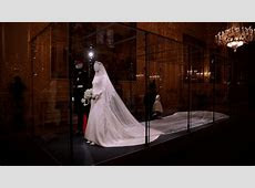 Meghan's wedding gown goes on display at Windsor Castle   Lifestyle from CTV News