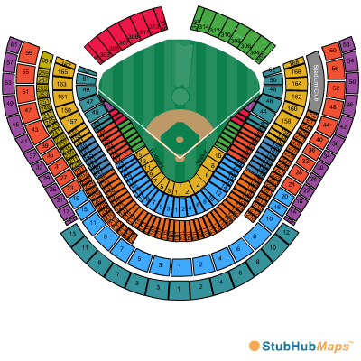 Dodger Stadium Map | GOOGLESAND on