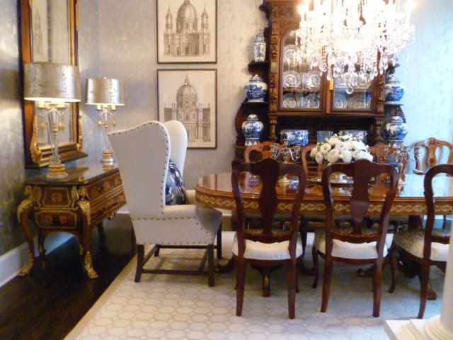 Dining Room Interior Design Portfolio With Images Of Beautifully