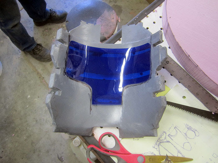 Isaac faceshield first cast05