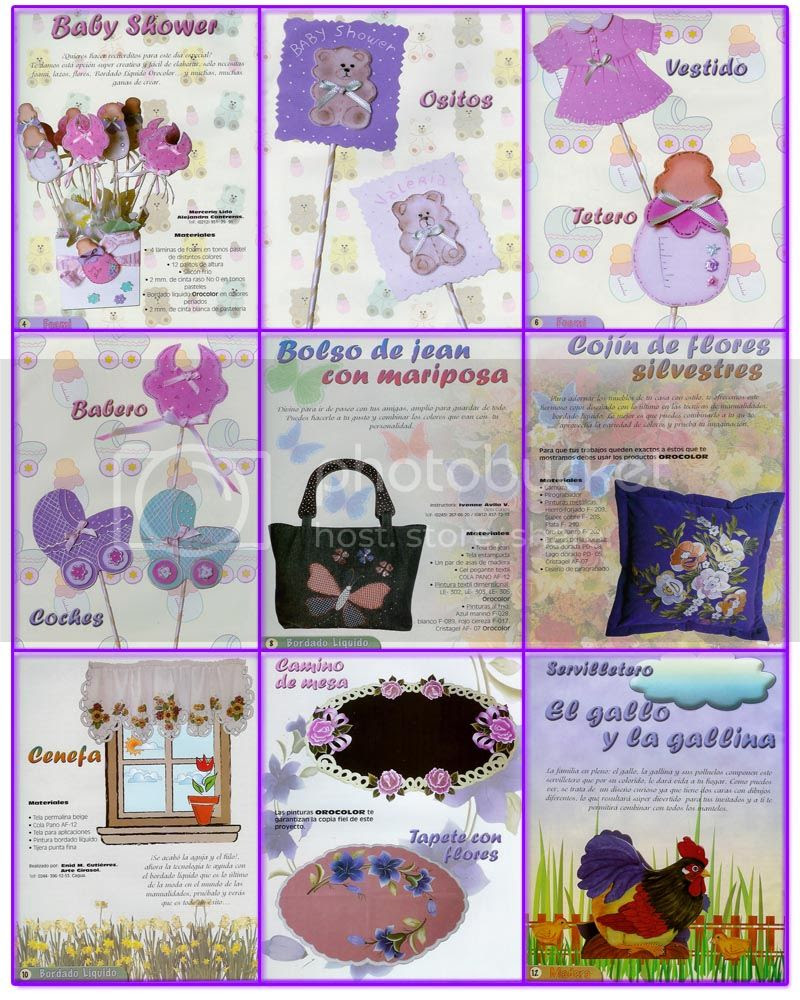 Manualidades foami foamy baby shower invitacinoes tarjetas recordatorios