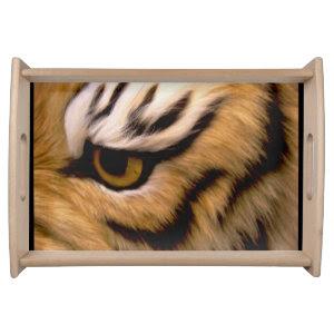 tiger-13 serving platters