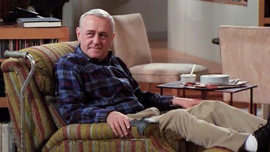 John Mahoney as Martin Crane - Frasier