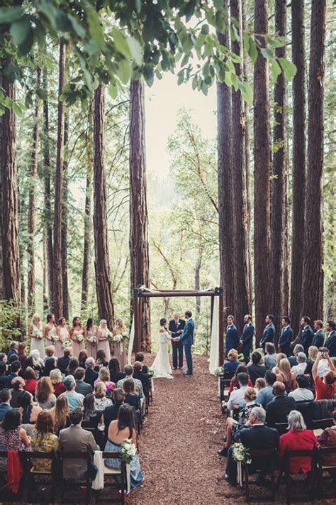 Romantic Boho Chic Forest Wedding   Weddings   Boho