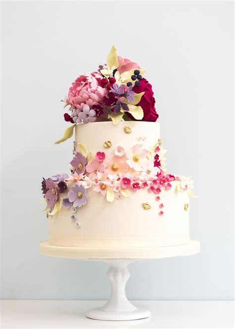 Jaw dropping wedding cake designs by Rosalind Miller Cakes