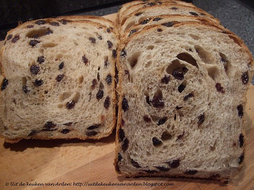 Krentenbrood / Dutch Currant Bread
