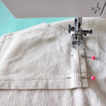 CORDUROY SEWING TIPS