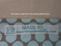 07 - Label inside bag