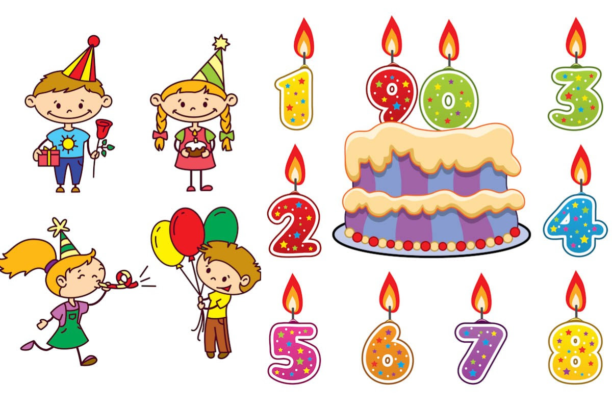 Birthday Cake Cartoon Images With Name - cartoon image