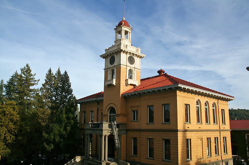 Tuolumne County Superior Court by JimHildreth