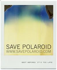 save polaroid