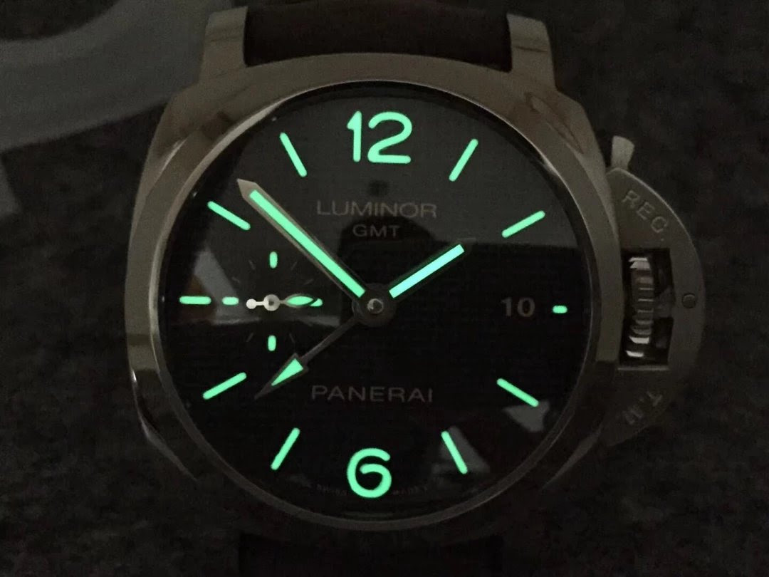 PAM 535 Dial Lume