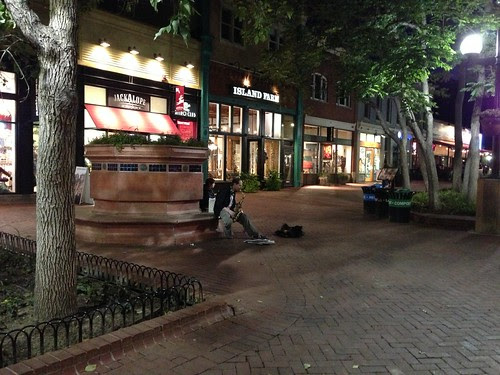 Pearl St. Mall, Boulder