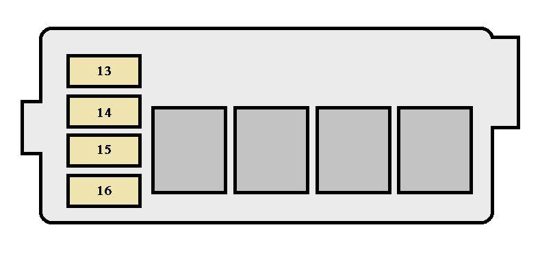 98 Toyota Corolla Fuse Diagram Electrical Drawing Wiring Diagram