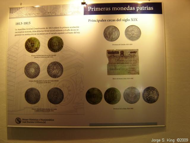 Monedas Patrias I