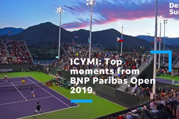 d10ff20d7d85 Ones are done: Naomi Osaka joins Novak Djokovic as upset victim at BNP  Paribas Open
