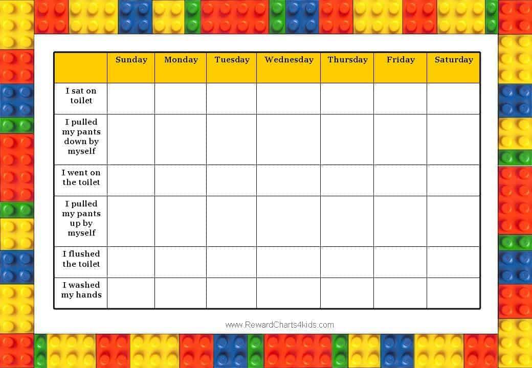 Lego Charts