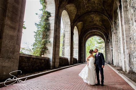 L&J's NYC wedding at Fort Tryon Park and New Leaf