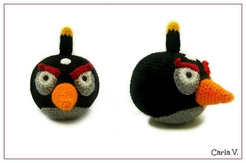 Angry Bird ~ Black Bird