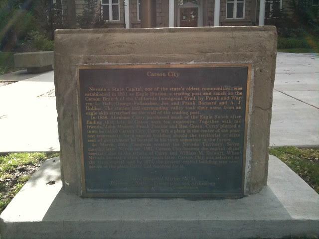 Nevada Historical Landmark #44