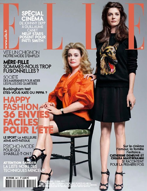 Press: Elle France and Canal Plus TV