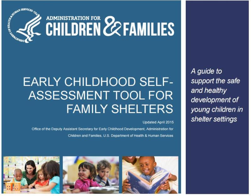 Early Childhood Self-Assessment Tool