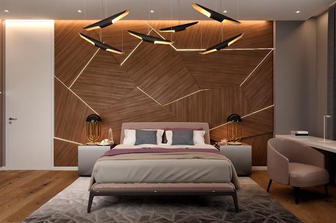 Trends For Modern Bed Room Bedroom Ceiling Design wallpaper