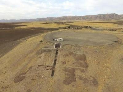 The remains of the royal city mardama mini