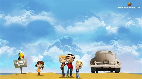 high efinition cartoon wallpaper  view hd image
