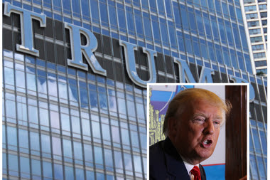Trump Tower Won't Stump for Donald Trump's Presidential Campaign