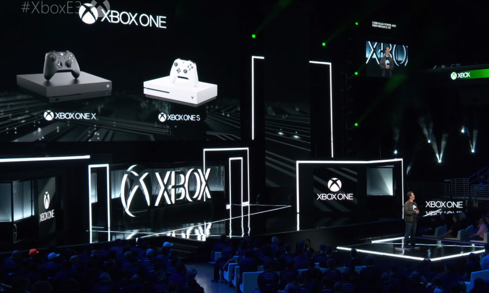 Xbox One X launching November 7 at $499 screenshot