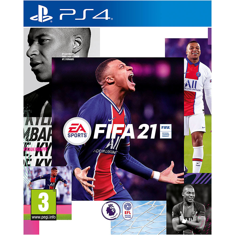 Buy FIFA 21 on PlayStation 4 | GAME