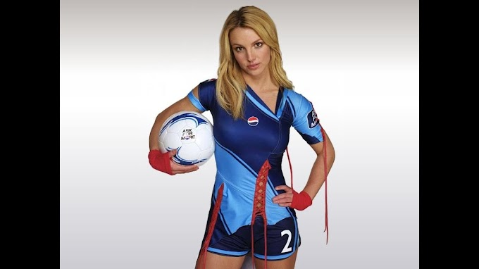 Britney Spears - Right Now (Taste The Victory) (Pepsi Commercial 2002)
