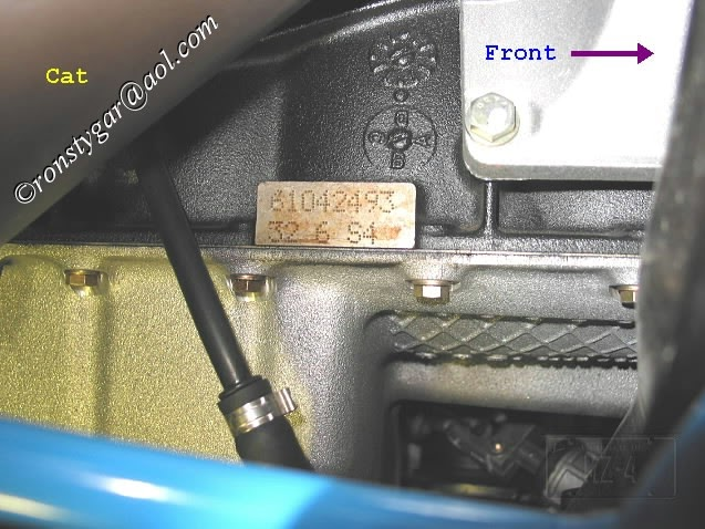 Youan  Bmw E30 Engine Serial Number Location