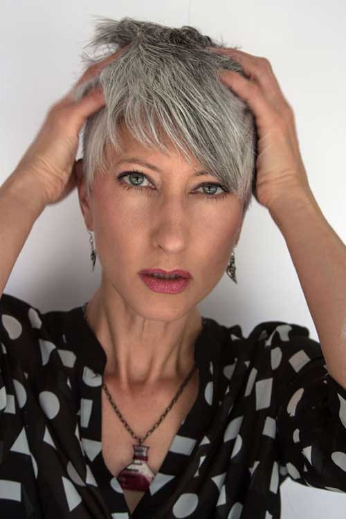 Gorgeous Short Hairstyles for Women Over 50 | Short Hairstyles 2018 - 2019 | Most Popular Short ...